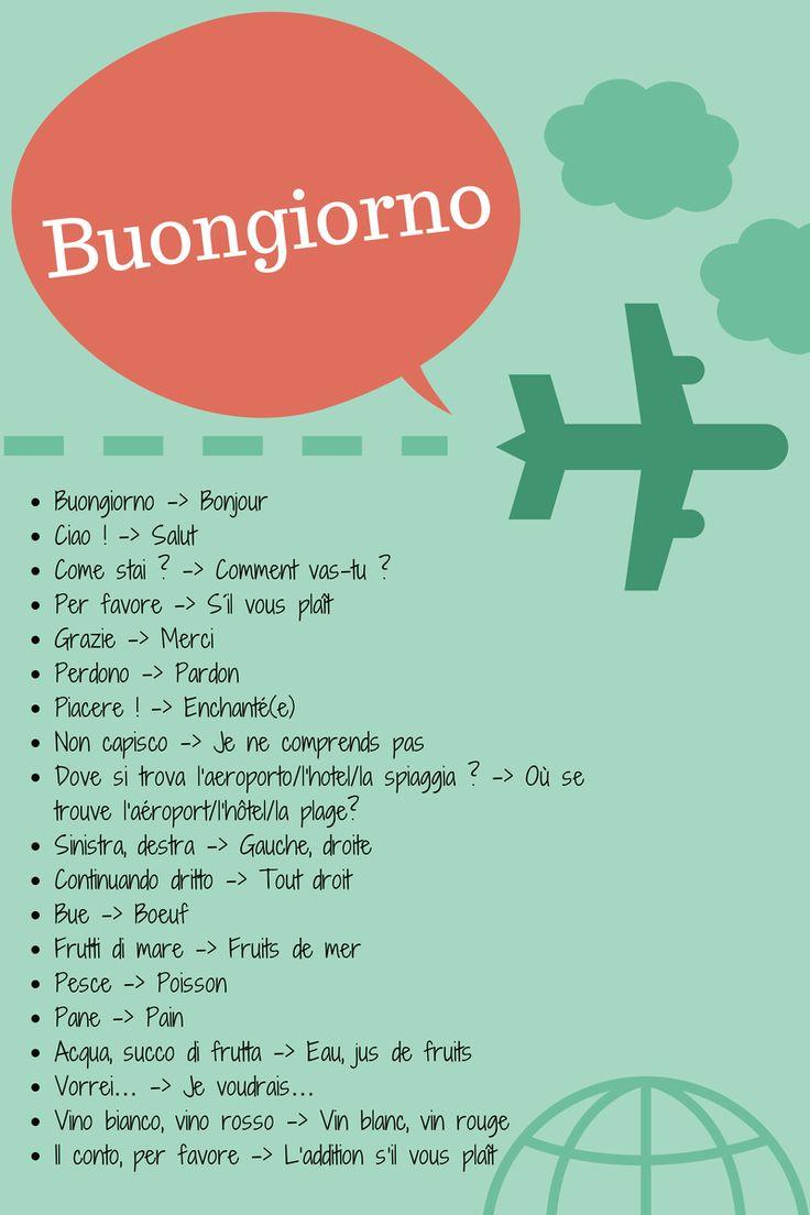 19 best Italian/Italiano images on Pinterest | Italian language ...