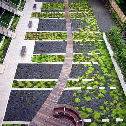 Les 86 meilleures images du tableau landarch jardin sur for Jardin urbain green bar