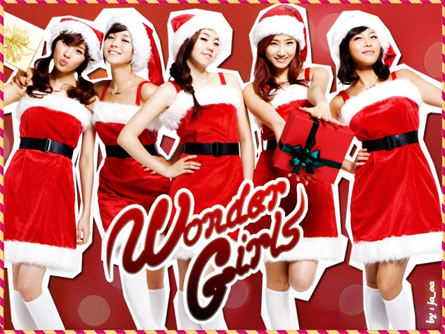 K•POP Idol Wallpaper: Wonder Girls Wallpaper 2 find more in here http://kpopidolwallpaper.blogspot.com