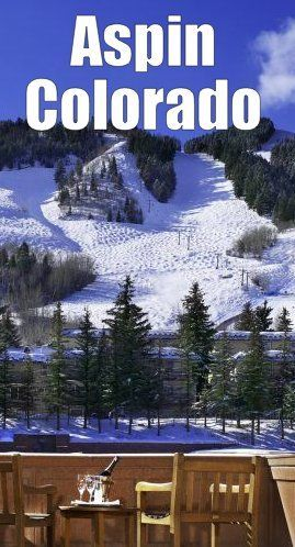 Aspen Colorado Resorts, Hotels and Ski lodges for winter fall spring or summer. For family ski vacation with kids or romantic getaways, weddings and lodges. http://www.luxury-resort-bliss.com/colorado-luxury-resorts.html - The St. Regis Aspen Hotel - top ski towns Ski