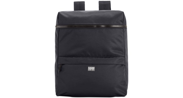 G-Star Raw Zip-Pocket Backpack