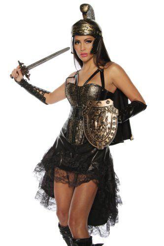 Traumhaftes Gladiator-Kostüm Römerin Karneval Mottoparty Kleid Fasching, Größe: M 1001-kleine-Sachen http://www.amazon.de/dp/B00I1JREFQ/ref=cm_sw_r_pi_dp_4C7Twb00FG7PN