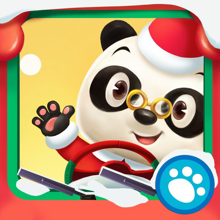 #AppyReview by Sharon Turriff @AppyMall Dr. Panda's Bus Driver: Christmas is a fun little Christmas themed app where your child gets to pretend they are a Bus Driver for the day. Drive around picking up your passengers and dropping them off where they want to go. This app is wonderful for teaching your children about road rules as well as having them follow directions. They will need to stop when told, they need to stop for people to cr