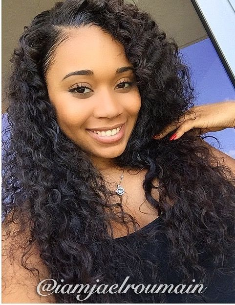 sew in weave styles for hair curly sew in weave hairstyles hair 1340