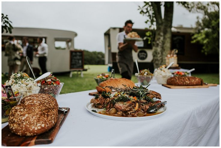 Recommended Sunshine Coast Caterer: Something for Catering  Image: Amy Higg Venue: Maleny Retreat