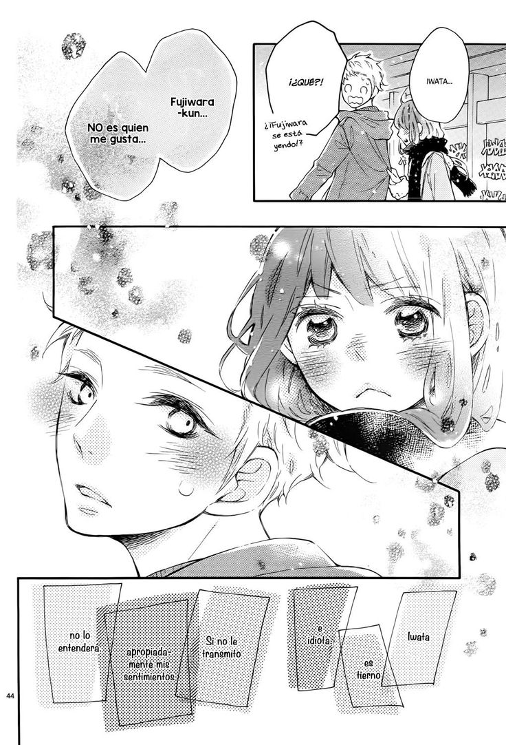 Iwata no Kuse ni Choushi ni noru na! Capítulo 1 página 5 (Cargar imágenes: 10) - Leer Manga en Español gratis en NineManga.com