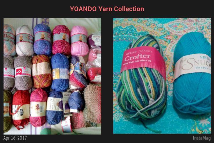 Hunting Yarn