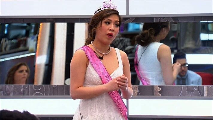 BBCAN3 - Sindy teaches the houseguests Pageantry 101