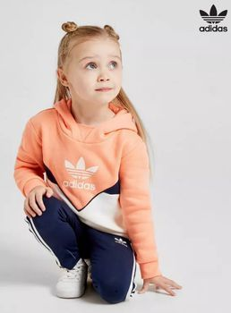online retailer 89354 bd689 £35.00 - adidas Originals Girls  Colorado Overhead Tracksuit Infant