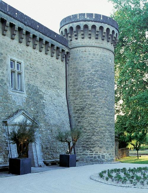Hotels / Chateau de Massillan / France