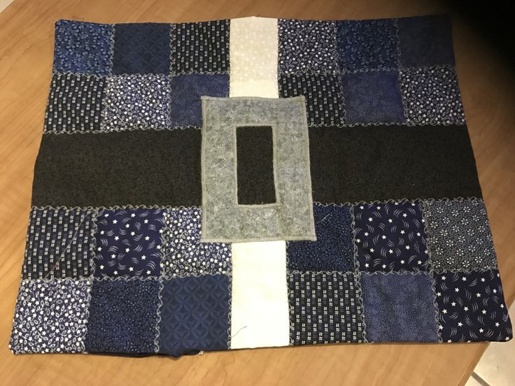 Made by Vero Padilla. Patchwork &Quilting by Vero Padilla.
