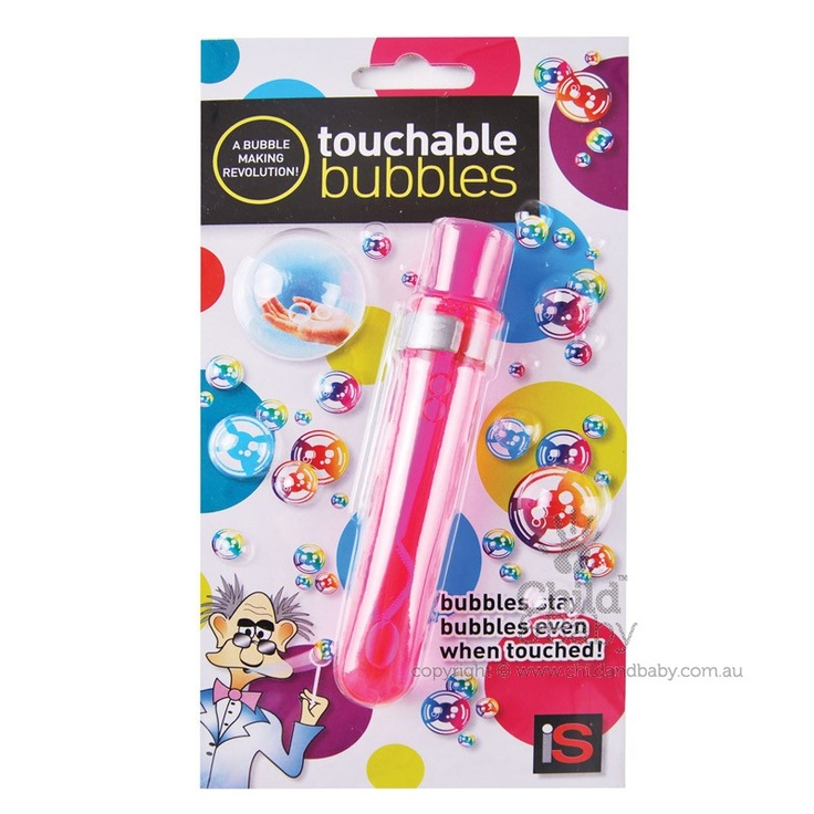 Touchable Bubbles $3.95