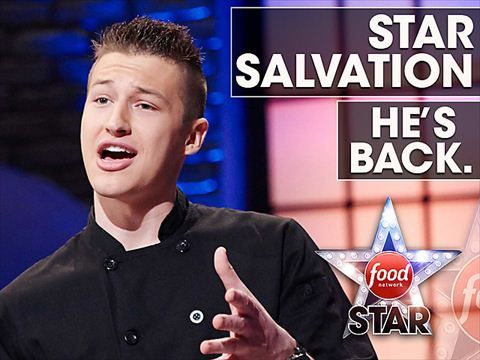 Star Salvation: Tacos Not Just On Tuesday: Episode 1 Video : Food Network - FoodNetwork.com