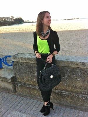 veryi Outfit   Primavera 2012. Combinar Camiseta Amarilla Bershka, Cómo vestirse y combinar según veryi el 3-4-2012