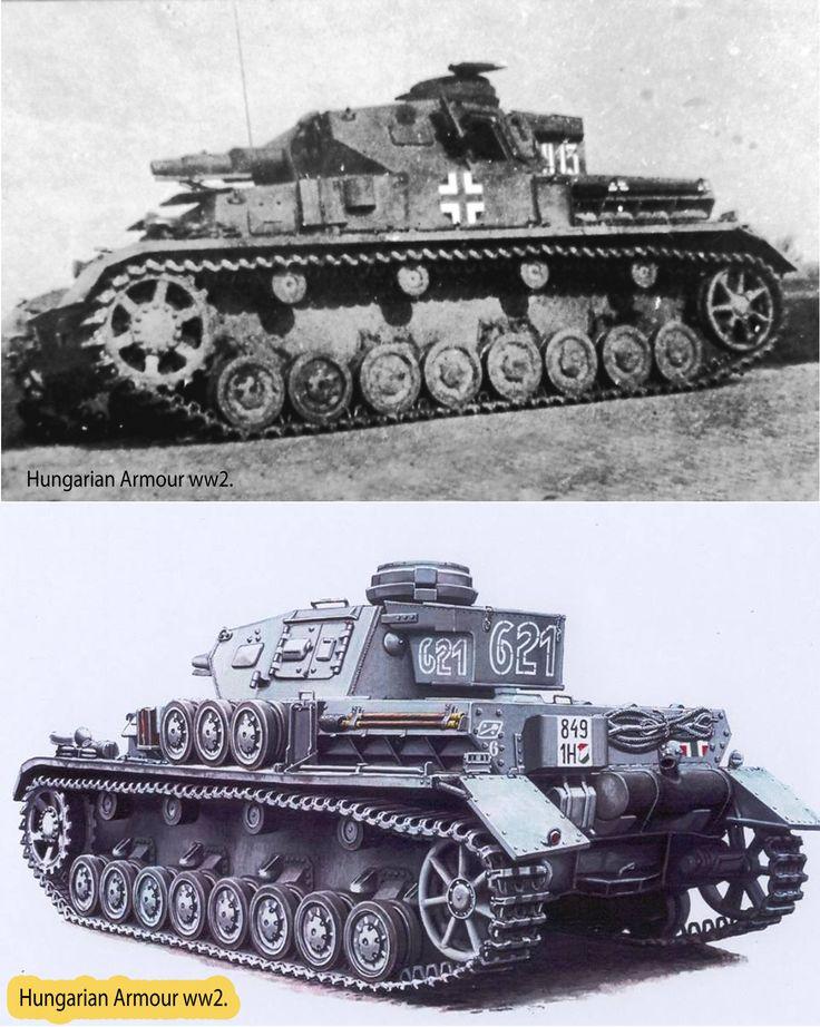 Hungarian Pz4f1.