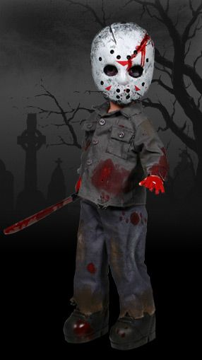 Something that lives in my house LDD Presents: Jason Voorhees