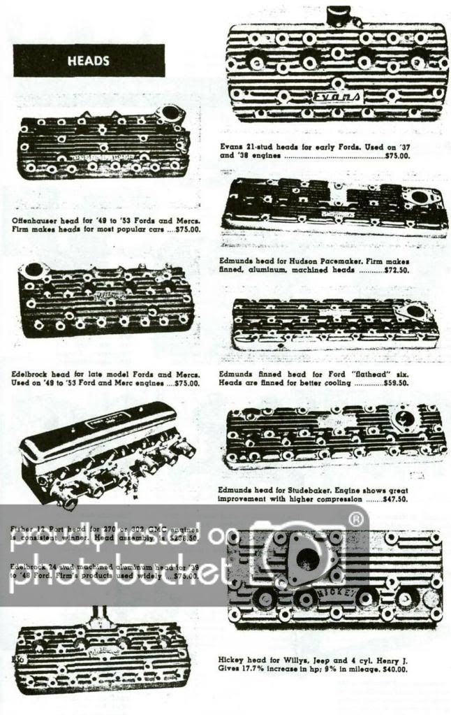 Features Rare Flathead Heads Let S See Some With Images Ford