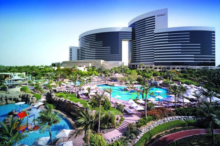 9 best hyatt properties to visit images on pinterest for Best hotels in dubai for honeymoon