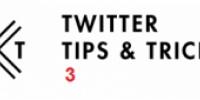 """#TTT03 - 04 febbraio 2012- Terzo appuntamento di """"Twitter Tips & Tricks"""",l'aperitivo social dedicato ad approfondimenti sull'uso di Twitter."""