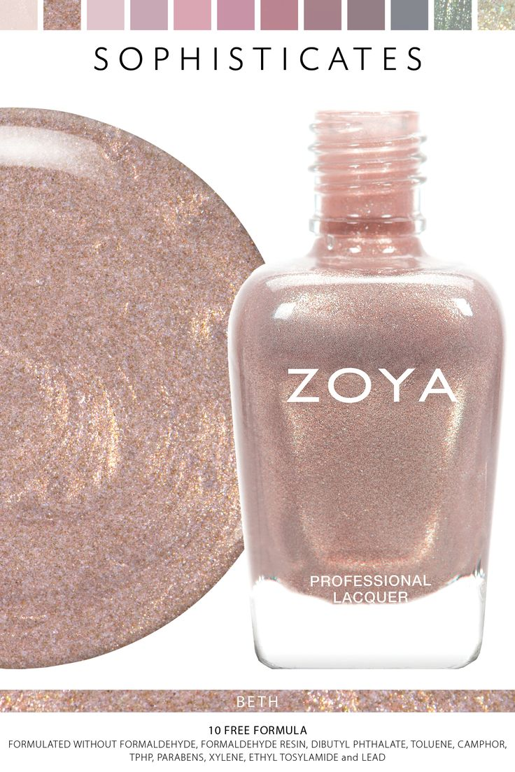 Zoya Beth - Sophisticates Fall 2017