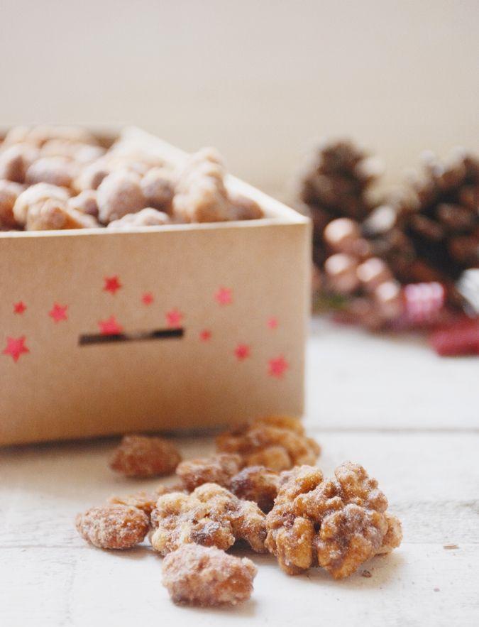 Candy's: Fahéjas cukrozott mandula-dió-mogyoró - bourbon vaniliáscukorral