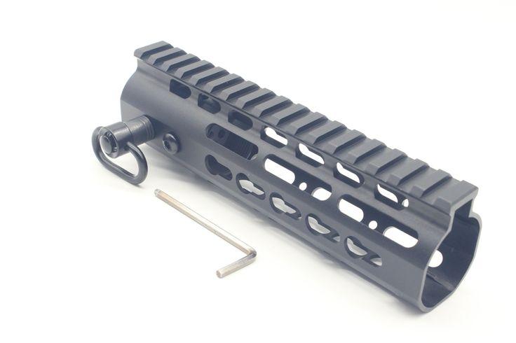 37.99$  Watch here - https://alitems.com/g/1e8d114494b01f4c715516525dc3e8/?i=5&ulp=https%3A%2F%2Fwww.aliexpress.com%2Fitem%2FHot-7-inch-Ultralight-Key-Mod-Free-Float-NSR-Handguard-Rail-Mount-Steel-Barrel-Nut-QD%2F32651878219.html - Hot 7 inch Ultralight Key Mod Free Float NSR Handguard Rail Mount Steel Barrel Nut + QD Sling Swivel 37.99$