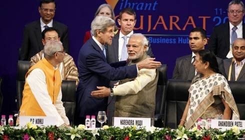 PM Modi's journey from tea shop to 7, RCR extraordinary: Kerry