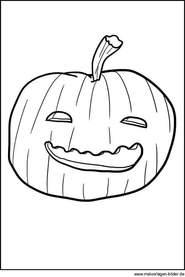 Ten Grossartig Halloween Kurbis Malvorlage Begriff 2020 Ausmalbilder Ausmalen Malvorlagen