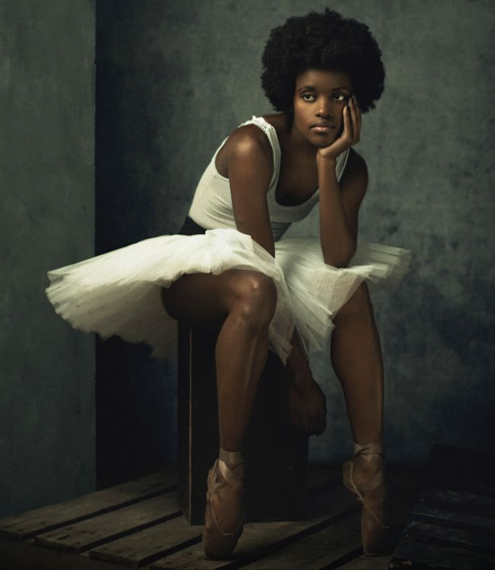 """ Ballet Dancer Ingrid Silva Photo Credit: Alex Logaiski """
