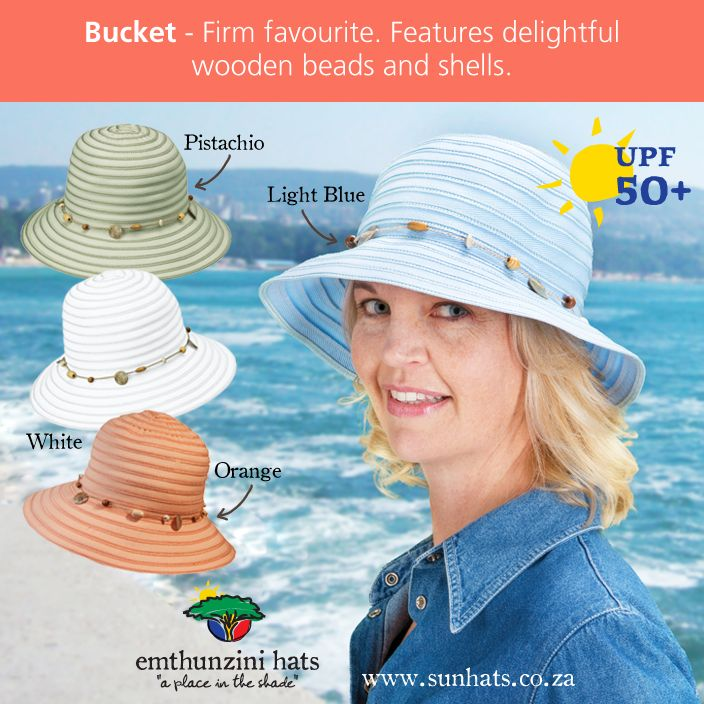 BUCKET HAT: Do you know that the Bucket hat can be hand washed and it's brim can be worn up or down?