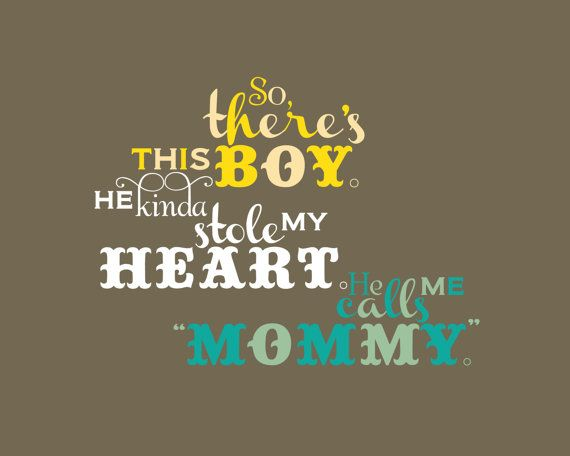 I'm sure as soon as our little man is here this will hold true but he'll have to share my heart with his Daddy!