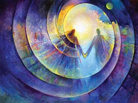 5D Relationships - Ascended Relationships