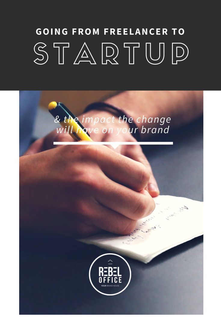 Going from Freelancer to Startup and what that will do to your established brand. PLUS! FREE TOOL to get you looking at your business in a new way!