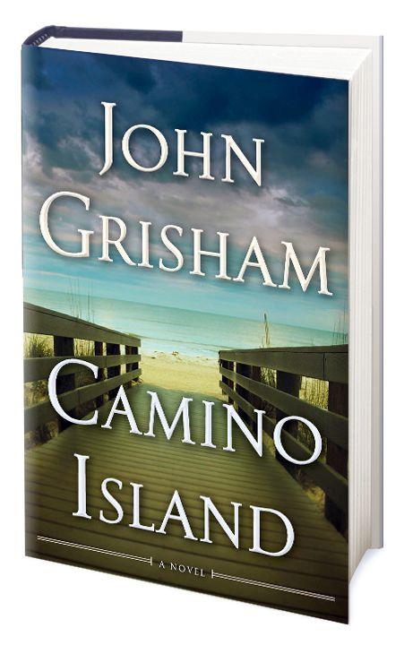 Camino Island by John Grisham (June 2017)