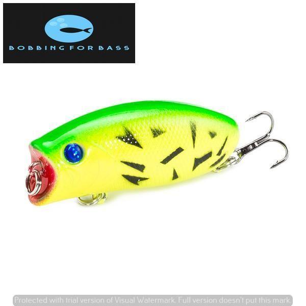 2Pcs Fishing Lures Life-like Swimbait Fishing Bait 3D Fishing Eyes Crankbait