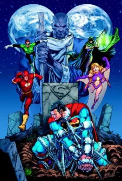 Superman Books - Tangent: Superman's Reign Vol. 1 (Superman (Graphic Novels))