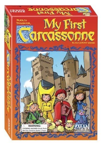 My First Carcassonne Game Z-Man Games