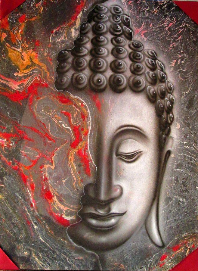 Budha Painting by Bali Painting
