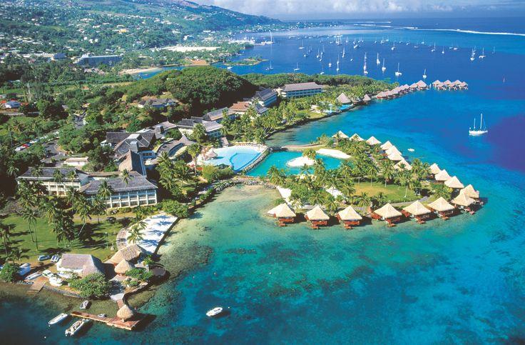 Курорт Таити, Французская Полинезия
