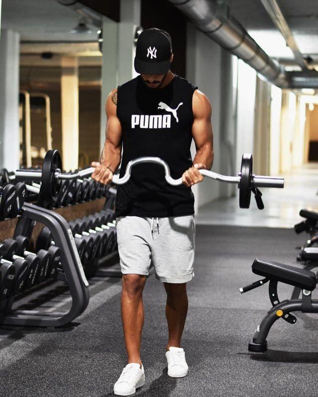 puma gym hombre