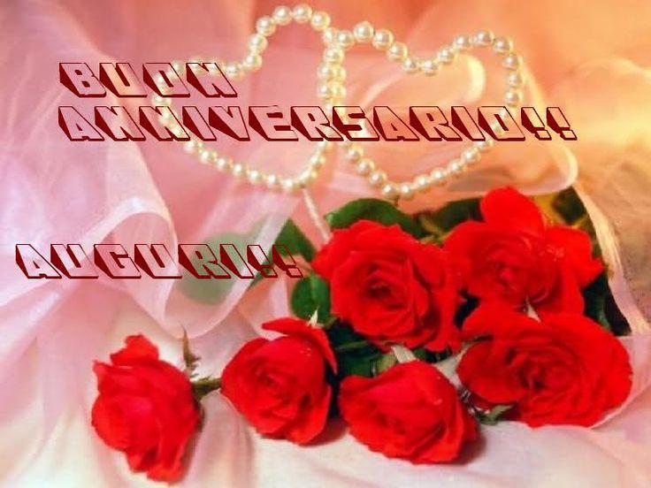 Bien connu Felice Anniversario Matrimonio Dediche e cartoline – Pensavi che  RR91