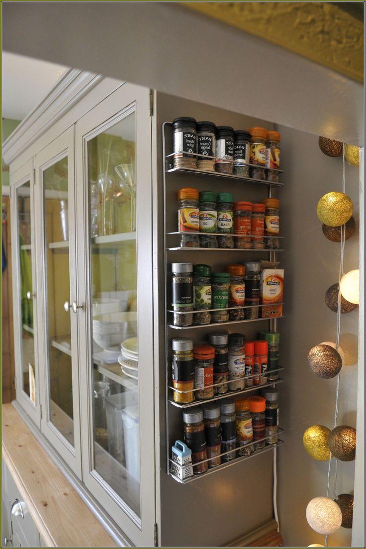 Kitchen Cabinet Door Rack