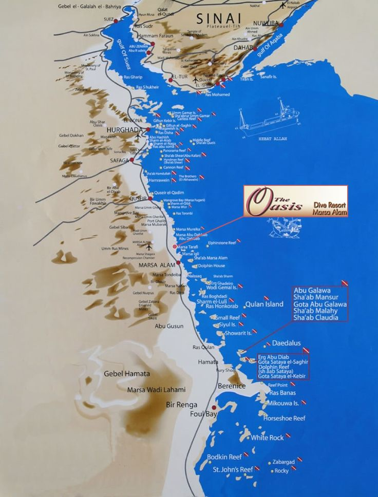 Best Marsa Alam Ideas On Pinterest Red Sea Egypt And - Map of egypt holiday resorts