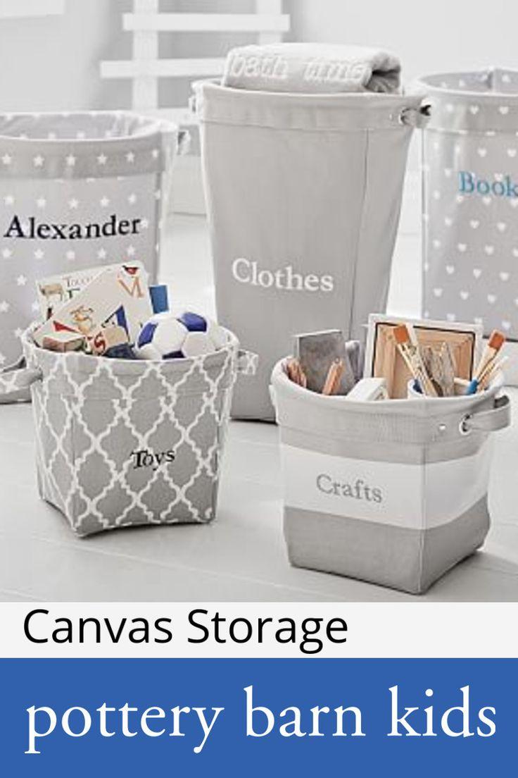 Canvas Storage