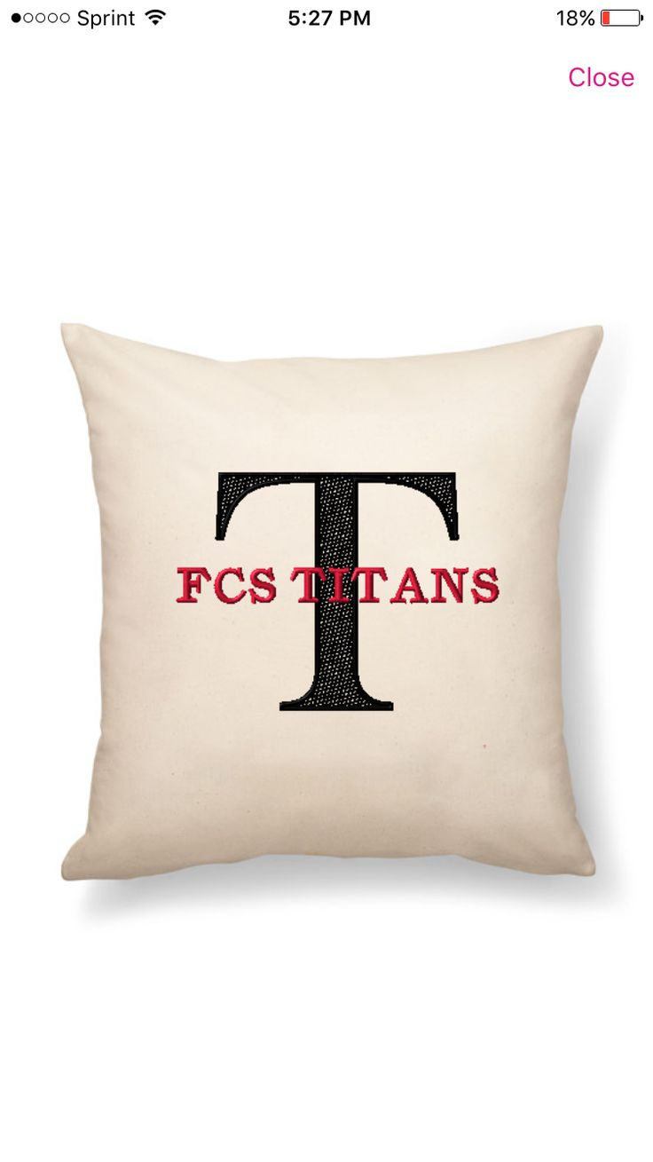 Thirty one pillow ideas!