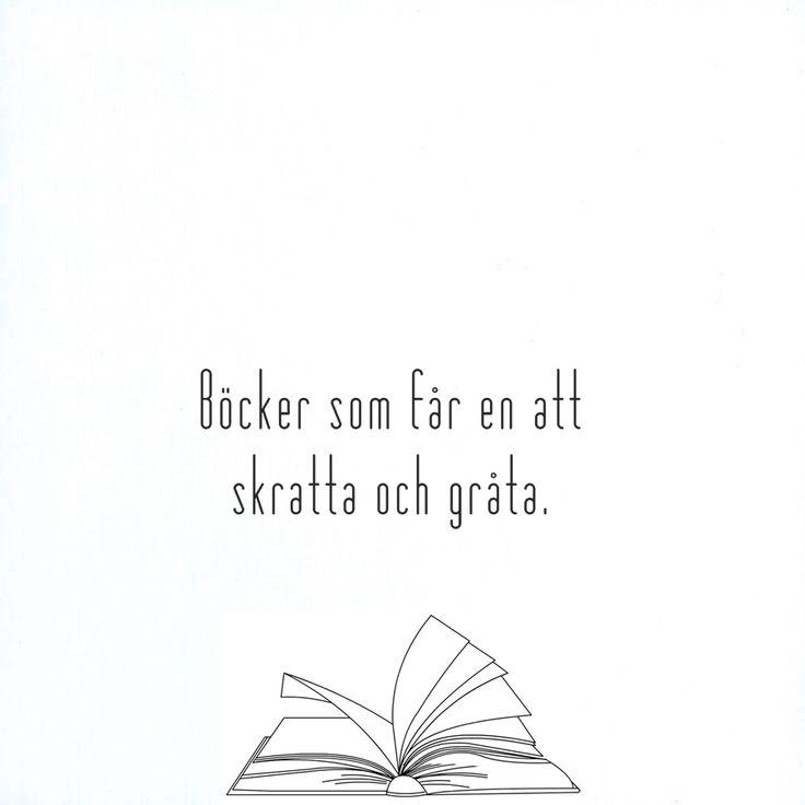 böcker.