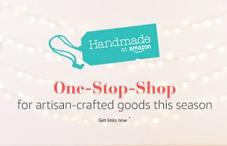 Handmade at Amazon Gift Guide Handmade introduces artisan-created jewelry and home products to Amazon. Find everything from fine silver and gold jewelry to hand-printed stationery. Discover the latest jewelry trends or find unique pieces for your home to instantly update your space. Explore our handmade jewelry selection to find hand-crafted wedding rings, gemstones, contemporary jewelry, jewelry boxes, and more.