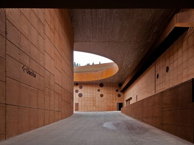 Antinori Winery by Archea Associati - News - Frameweb