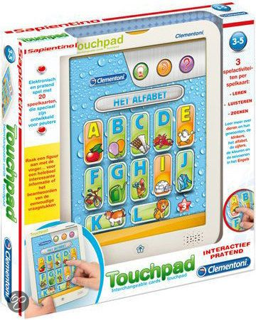 Sapientino touchpad