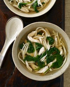 Recipes from The Nest - Chinese Chicken Noodle Soup